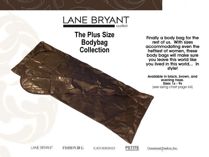 Lane Bryant Unveils New Plus Size Body Bag Collection Just In Time